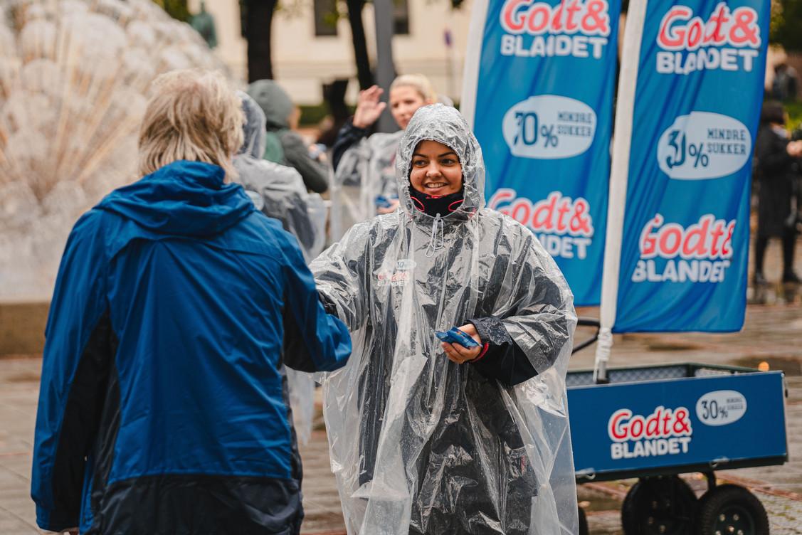 Godt&Blandet City Sampling Oslo 2019