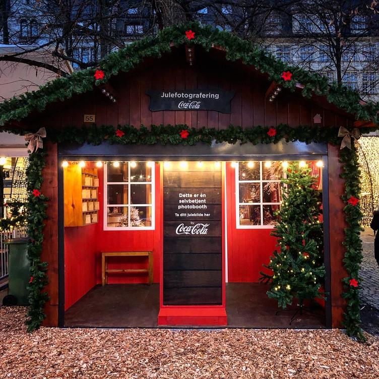 Coca-Cola Jul i Vinterland 2019
