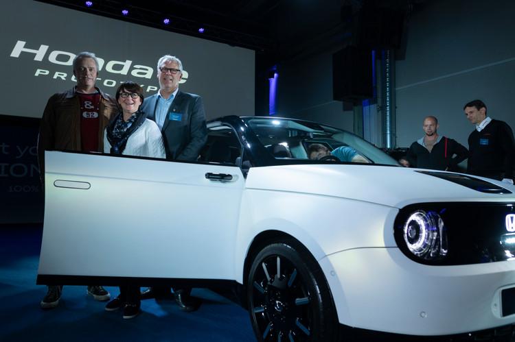 Honda Launch 2019