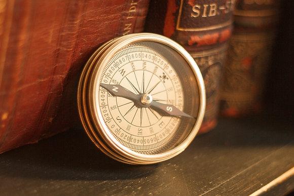 Vintage Replica Boy Scout Compass
