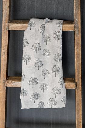 Tree Pattern Scarf