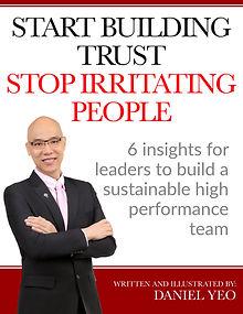 Emotionalagile_Start_building_trust_stop