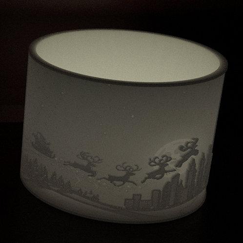 Nightbefore Xmas Lithophane 3D File