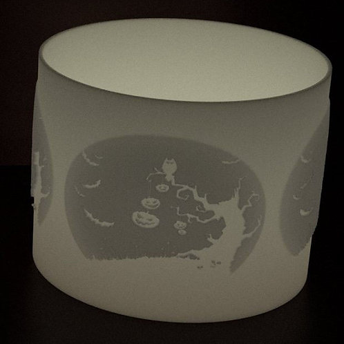 Hallow Lithophane 3D Print
