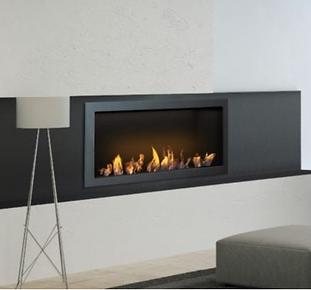 Built in Bioethanol Fireplace Slimline.p