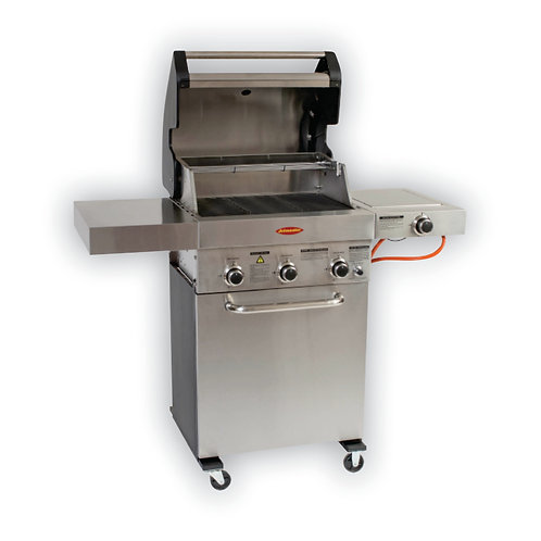 A3 Portable Gas Braai