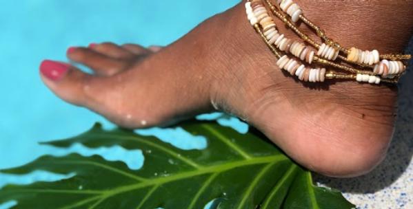 Boho Beach Anklet