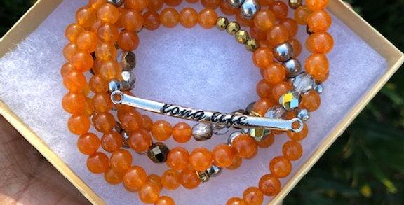 Long Life Tangerine