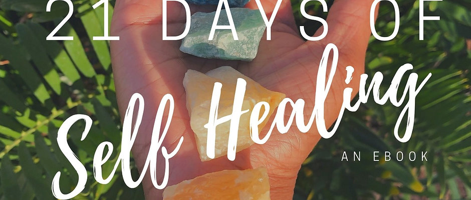 21 Days of Self Healing Ebook