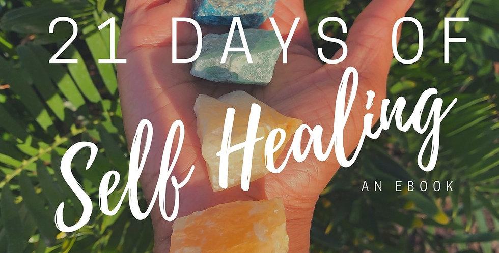 21 Days of Self Healing Ebook