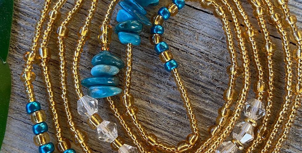 Blue Apatite Brazil