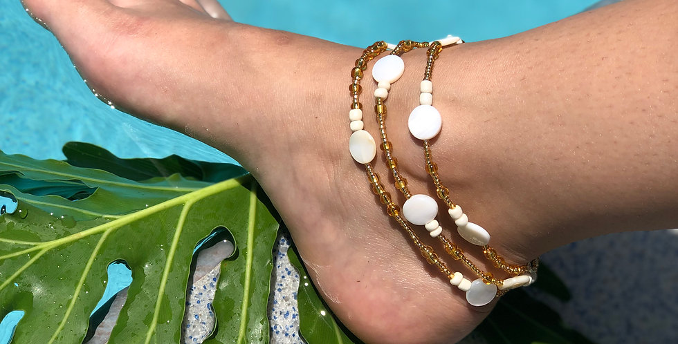 The Gulf of Mexico Anklet