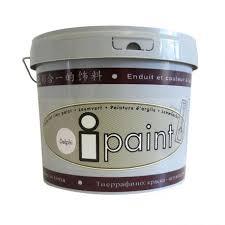 Peinture à l'argile