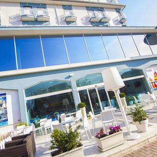La Terrazza bar dell' Hotel Massimo
