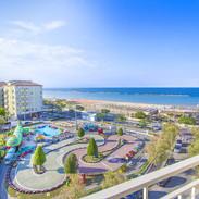 La Vista Mare dall' Hotel Massimo
