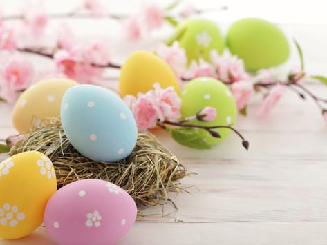 Bavte se s dětmi při vytváření originálních velikonočních vajíček