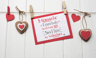 8 Romantic Essentials That'll Keep You Smitten This Valentine's