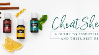 Cheat sheet: A guide to essential oils and their best uses