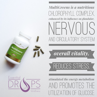MultiGreens - For daily Vitality