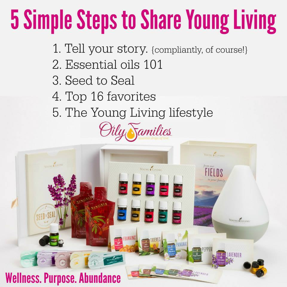 Share Young Living