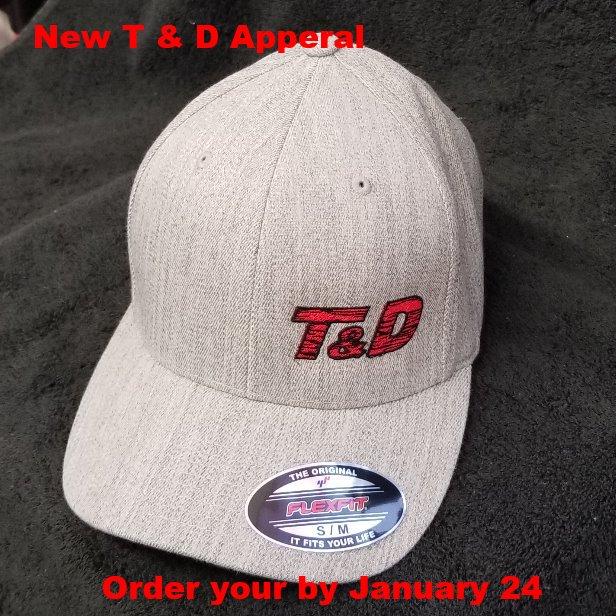 T & D Logo Hat