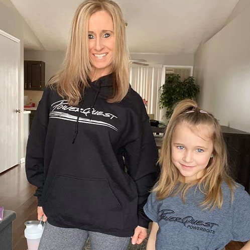 Powerquest Boat Show Sweatshirt