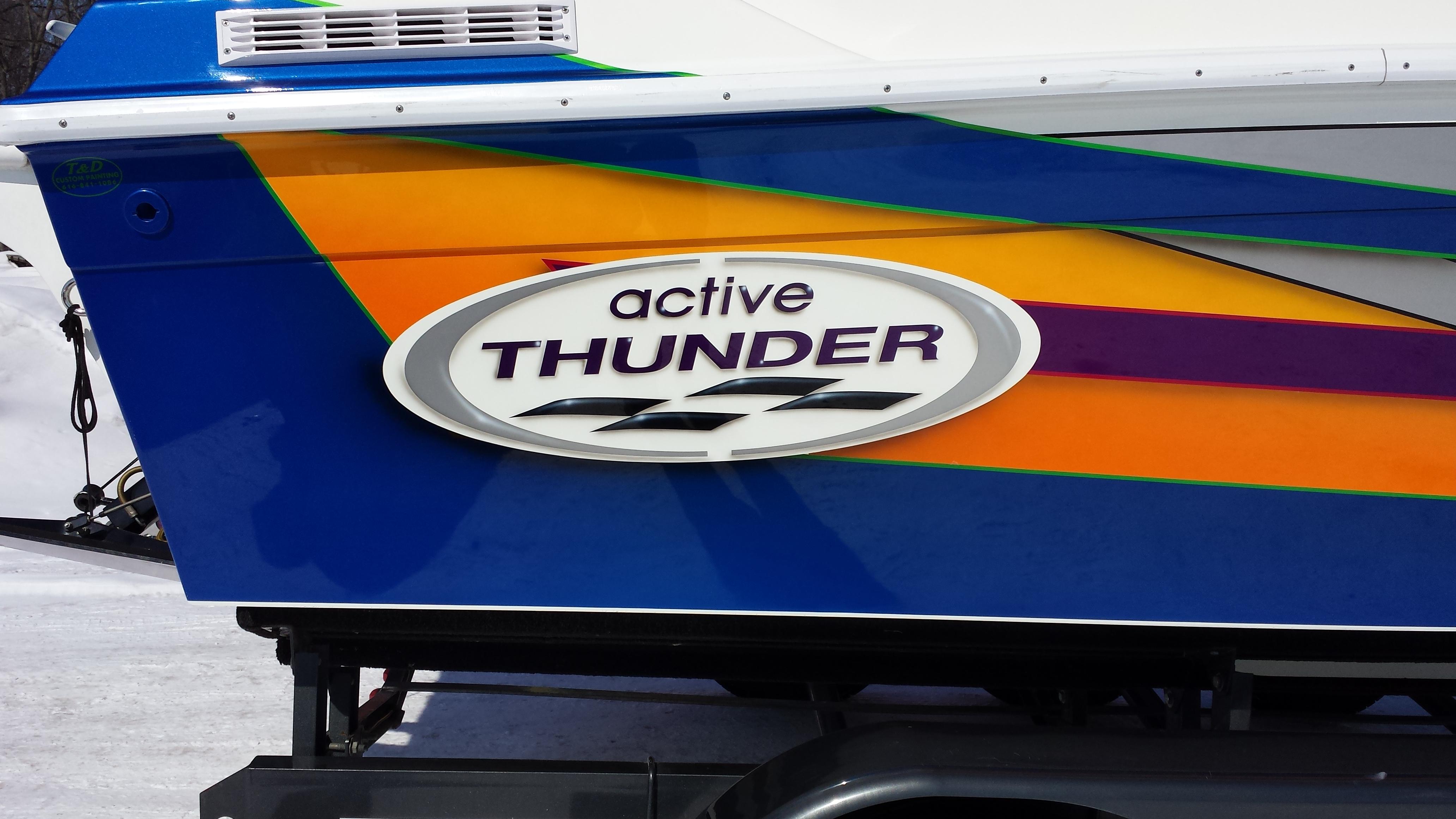 Active Thunder