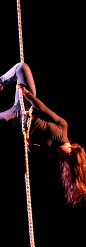 Aerial Rope ~ Resolution Festival