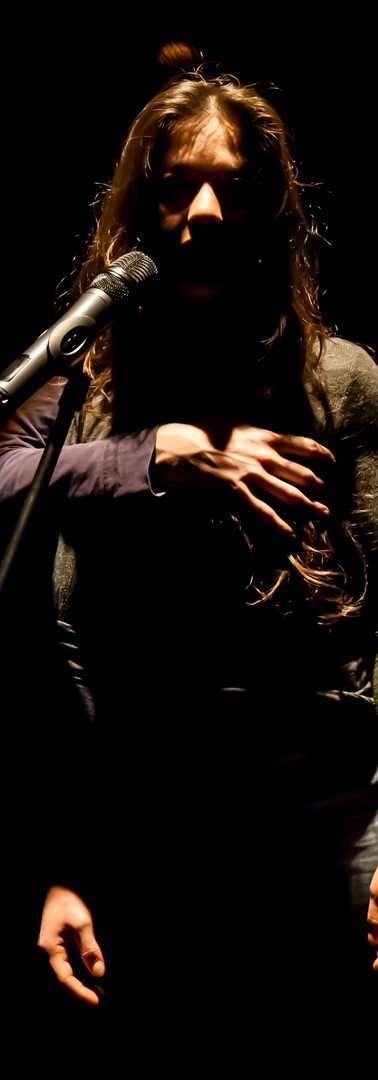 She Holds Me Up ~ Resolution Festival.