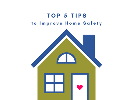 Top 5 Tips to Improve Home Safety