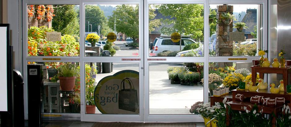 Hidden Universal Design: Commercial Doors
