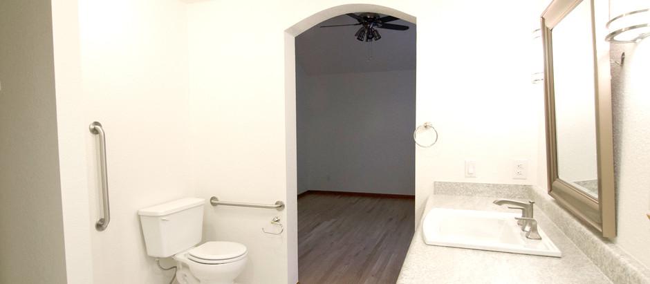 Reader Feature: Doug Walter Accessible Bathroom Remodel