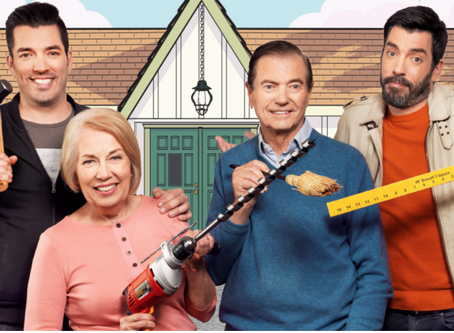 Property Brothers' Design Tips for a Home You'll Never Have to Leave