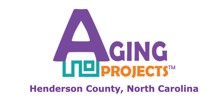 Aging Projects in WNC
