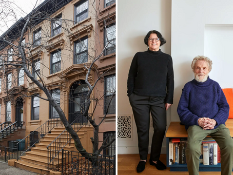 Making a Brownstone Accessible, Step by Step