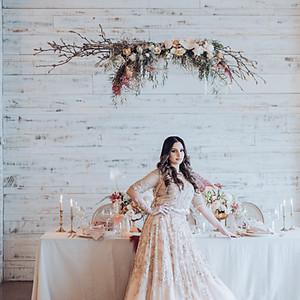SOUTH ASIAN BRIDAL EDITORIAL