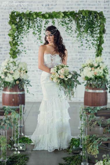elegant-wedding-mint-green-wedding-ideas-greenery7