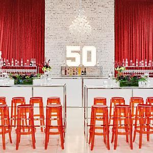 RED HOT AT 50