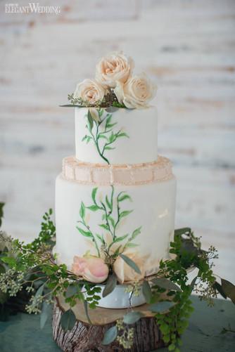 elegant-wedding-mint-green-wedding-ideas-greenery1