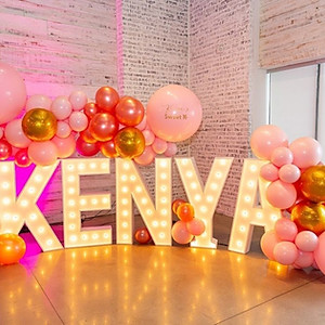 KENYA'S SWEET 16