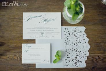 elegant-wedding-mint-green-wedding-ideas-greenery16