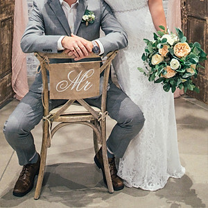 RUSTIC INTIMATE WEDDING
