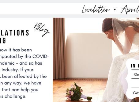 April 2020 Loveletter