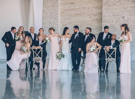 10 Unique Bridal Party Entrances