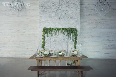 elegant-wedding-mint-green-wedding-ideas-greenery12