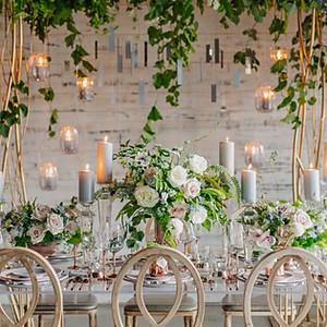 VINTAGE INDUSTRIAL WEDDING