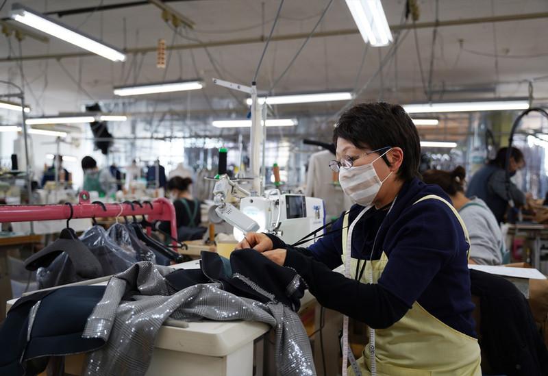 ●縫製作業