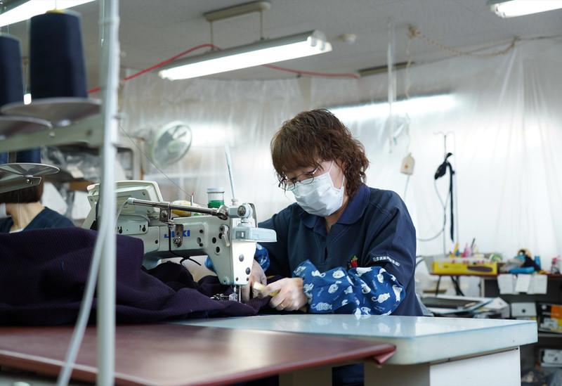 ●剣道衣縫製