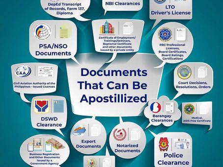 Philippine document attestation in dubai