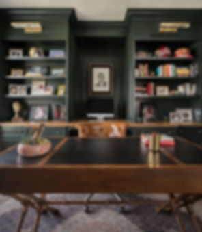 Library / Office Built Ins